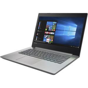 "Notebook Lenovo Ideapad 320 Intel Core i3-6006u 4GB 1TB Tela FULL HD 14"" Windows 10 - Prata - R$1411"