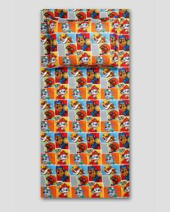 Jogo De Cama Paw Patrol Nickelodeon - R$30
