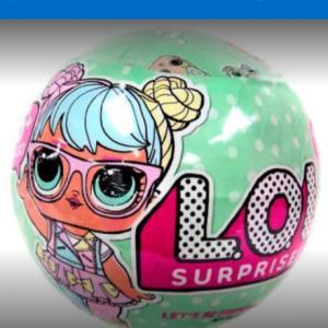 Boneca Lol Surprise Doll - R$ 80
