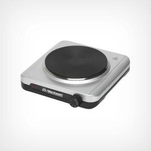 Fogão elétrico 1 boca com termostato 1.500 watts - FG.1.101 (110V) - R$289,00