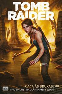 Tomb Raider. Caça às Bruxas - Volume 1 - R$18,90