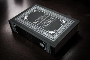 A Guerra dos Tronos - Edição Ilustrada Exclusiva (capa dura)  - R$54,90