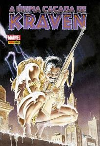 A Última Caçada de Kraven - Volume 1- R$17