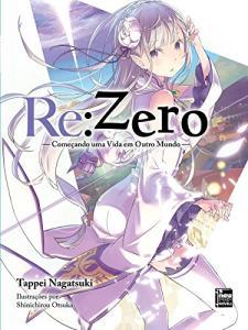 Re:Zero. Começando Uma Vida em Outro Mundo - Livro 1 - R$ 16
