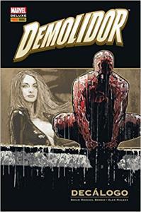 HQ Demolidor Decálogo por Brian Michael Bendis - R$59