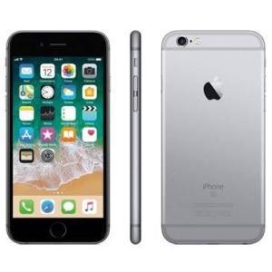 "iPhone 6s Apple 32GB Cinza Espacial 4G - Tela 4.7"" Retina Câmera 5MP iOS 11 Proc. A9 Wi-Fi R$1.979"