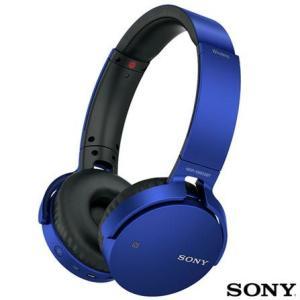 Fone de Ouvido Sony Headphone Azul - MDR-XB650BT
