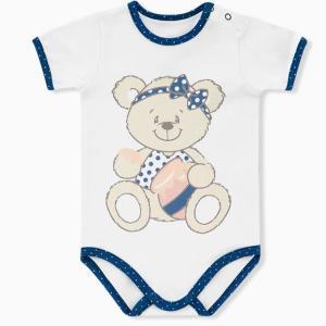 Body Infantil (vários modelos) - R$6,38