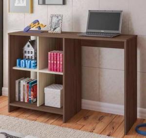 Escrivaninha/Mesa para Computador 4 Nichos Artely 3685 - R$100