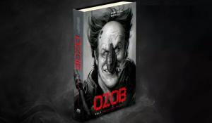 Livro Ozob: Projeto Molotov R$19,90