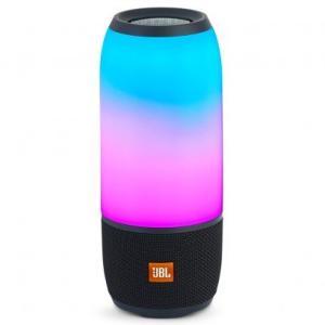 Caixa de Som Bluetooth JBL Pulse 3 20W Preto - R$ 521