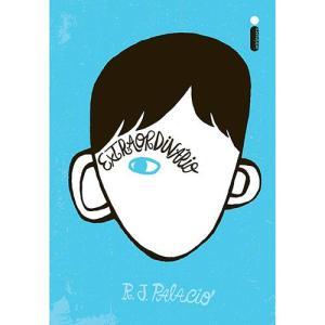 Livro - Extraordinário - R.J. Palacio - R$ 10