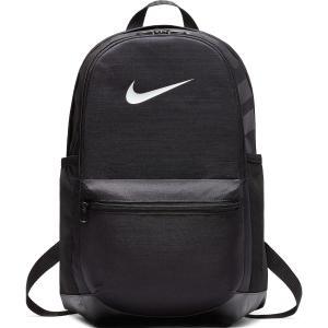 Mochila Nike Brasília Preto e Branco - R$94,90