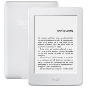 E-Reader Kindle Paperwhite, Wi-Fi, 4GB AO0504 - R$340
