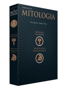[Pré-venda] Box - o Essencial da Mitologia - 2 Volumes - R$15,92