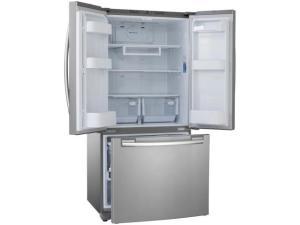 Geladeira/Refrigerador Samsung Frost Free - French Door Inox 441L RF62HERS1/AZ - R$3989,91