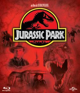 Jurassic Park - Blu-Ray - R$10