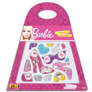 Barbie Miçanga Bolsinha Pequena Sapato Face - Fun Divirta-Se por R$ 8
