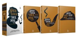Box - o Essencial Sherlock Holmes - 3 Volumes - R$16