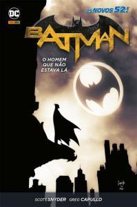 [Pré-venda] Batman - o Homem Que Não Estava Lá - R$46