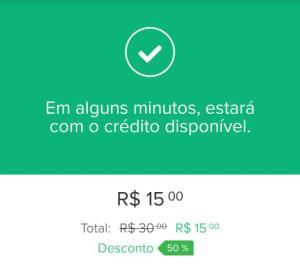 Ganhe até R$15 ao recarregar seu celular com o MercadoPago