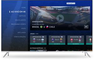 "Samsung Tv 43"" 4K HDR - R$1899"