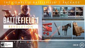 Battlefield 1 Revolution (jogo base + Acesso Premium) Origin - R$69,76