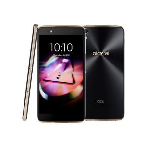 Smartphone Alcatel Idol4 2017 Preto/Dourado Octa-Core 16GB+cartão SD 16GB por R$ 584