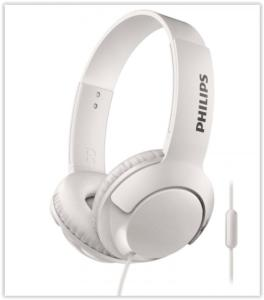 Fone de Ouvido Supra Auricular SHL3075 Branco PHILIPS por FR$ 87