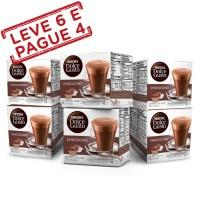 Combo de Chococino Nescafé Dolce Gusto (Leve 6, Pague 4) - R$88