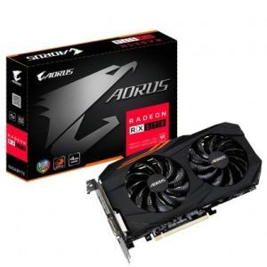 Placa de Vídeo Gigabyte Radeon RX 570 Aorus 4GB GV-RX570AORUS-4GD - R$1599