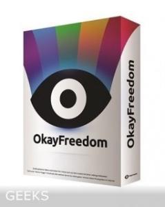 Steganos OkayFreedom VPN Premium - 1 ano grátis