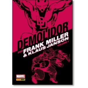 DEMOLIDOR POR FRANK MILLER & KLAUS JANSON - R$27,90