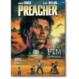 Preacher: Até o fim do mundo - Vol.2 - R$20,10
