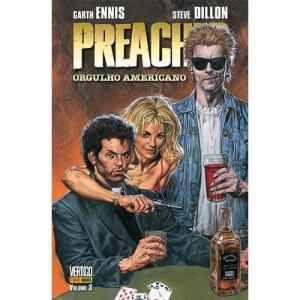 Preacher: Orgulho Americano - R$19,50