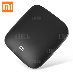 Xiaomi Mi Box TV - R$ 235