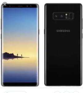 Galaxy Note 8 - R$2700