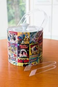 Balde de Gelo DC Comics Capas - R$34,90