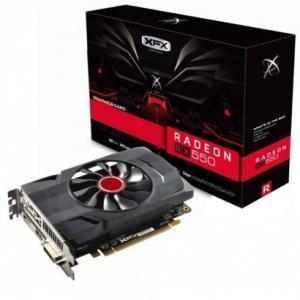 Placa de Vídeo XFX Radeon RX 550 4GB RX-550P4SFG5 - R$ 600