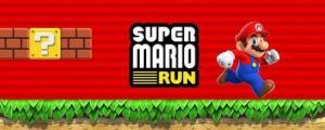 Super mario Run 50% Desconto