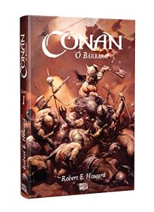 Conan, o Bárbaro - Livro 1 [capa dura]  - R$34,90