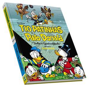 Tio Patinhas e Pato Donald. Volta a Quadradópolis - R$34,90