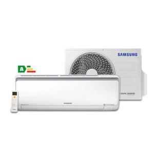 Ar Condicionado Split Samsung Digital Inverter 12.000 Btu/h Frio AR12MVSPBGMX/Az (220V) - R$ 1345