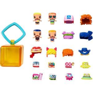 Mini Figuras - My Mini MixieQ's - Color Box com Figura Surpresa - Conjunto Praia - Mattel por R$ 50