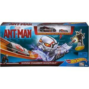Hot Wheels Marvel Pistas Combate Ant-Man Mattel - R$29,99