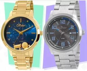 2 relógios Condor por R$250