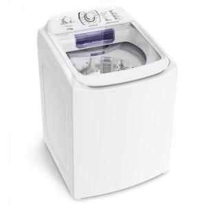 Lavadora Branca com Sistema Impeller e Dispenser Autolimpante (LAI17)  por R$ 1324