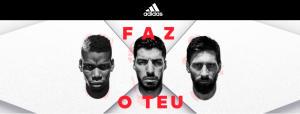 Compre R$ 150 em produtos Adidas , jogue o jogo e concorra a Viagem para a Copa da Russia