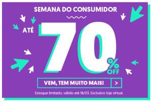[Semana do Consumidor] Ofertas com até 70% OFF na Imaginarium