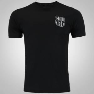 Camiseta Barcelona Black - Masculina